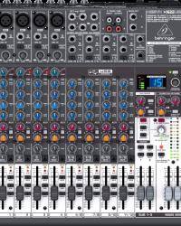 Detalhes do produto Mixer Xenyx BiVolt - X1622USB - Behringer