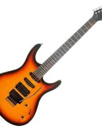 Detalhes do produto Guitarra Sunburst - RX25FVSB - WASHBURN