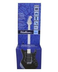 Detalhes do produto Pack guitarra X7 vermelha 110V - X7R PAK - WASHBURN