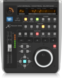 Detalhes do produto Controlador de Software - X-TOUCH ONE - BEHRINGER