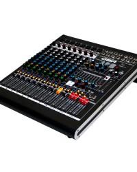 Detalhes do produto Mesa de Som de 8 canais com efeitos e interface de gravacao - DM8 USB - DBR