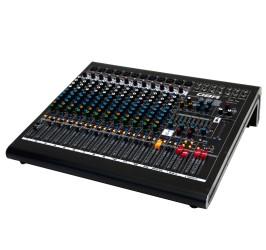 Detalhes do produto Mesa de som de 12 canais com efeitos e interface de gravacao - DM12 USB - DBR