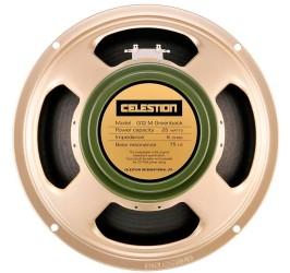 Detalhes do produto Alto-falante T1221 G12M GREENBACK 25W 16 OHMS - CELESTION