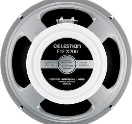 Detalhes do produto Alto-falante F12-X200W  8 OHMS - CELESTION