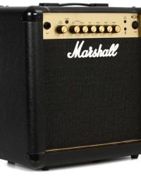 Detalhes do produto Combo para guitarra 15W - MG15GR - MARSHALL