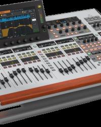 Detalhes do produto Mixer digital de 48 Canais Bi-Volt - WING - Behringer