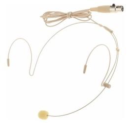 Detalhes do produto Microfone auricular mini XLR - LHS-1 - Lexsen