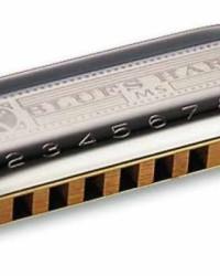Detalhes do produto Harmonica Blues Harp 532/20 MS - A (LA) - HOHNER