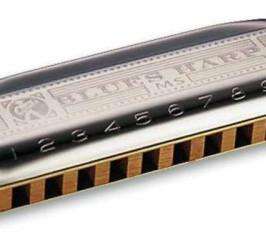 Detalhes do produto Harmonica Blues Harp 532/20 MS - C (DO) - HOHNER