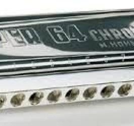 Detalhes do produto Harmonica Chromonica 280/64 C  - HOHNER