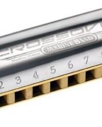 Detalhes do produto Harmonica Marine CrossOver  - A (LA) - HOHNER