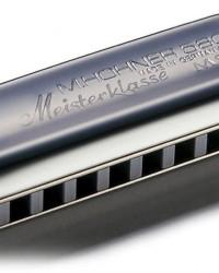 Detalhes do produto Harmonica Meisterklasse 580/20 - D (RE)  - HOHNER
