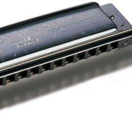 Detalhes do produto Harmonica Mellow Tone 7538/48 C - HOHNER