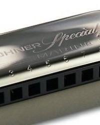 Detalhes do produto Harmonica Special 20 560/20 - G (SOL) - HOHNER