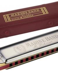 Detalhes do produto Harmonica Marine Band 364/24 - C (DO)  - HOHNER