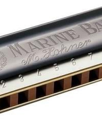 Detalhes do produto Harmonica Marine Band 1896/20 - D (RE) - HOHNER
