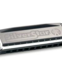 Detalhes do produto Harmonica Silver Star 504/20  - E (MI) - HOHNER