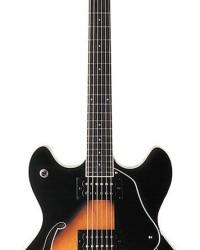 Detalhes do produto Guitarra acustica SunBurst - HB30ST - WASHBURN