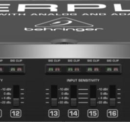 Detalhes do produto PowerPlay BiVolt - P16-I - Behringer