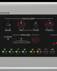 Detalhes do produto PowerPlay - P16-M - Behringer