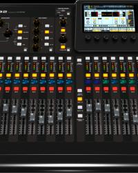 Detalhes do produto Mixer digital de 32 Canais Bi-Volt - X32 - Behringer