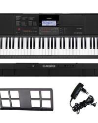 Detalhes do produto Teclado Arranjador Musical 61 Teclas Ctx-700 Casio Com Fonte