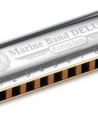 Detalhes do produto Harmonica Marine Band Deluxe 2005/20 - D (RE)  - HOHNER