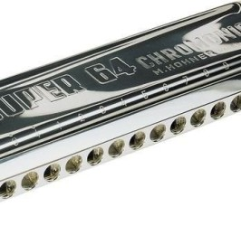 Detalhes do produto Harmonica Super 64 7582/64C - HOHNER