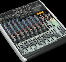 Detalhes do produto Mixer com 16 canais BiVolt - QX1622USB - Behringer