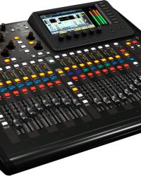 Detalhes do produto Mixer digital X32 Compact - Behringer
