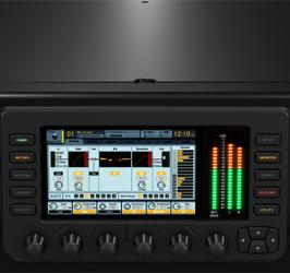 Detalhes do produto X32 RACK - Mixer Digital BiVolt - Behringer