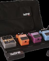 Detalhes do produto Semi Case para Pedal Board com 5 Pecas - G-BONE-INT - GATOR