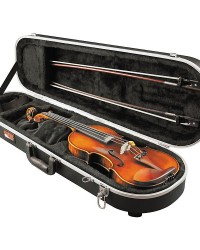 Detalhes do produto Case para Violino 4/4 em ABS - GC-VIOLIN - GATOR
