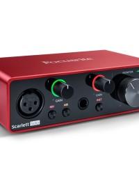 Detalhes do produto Interface de audio - SCARLETT SOLO - FOCUSRITE