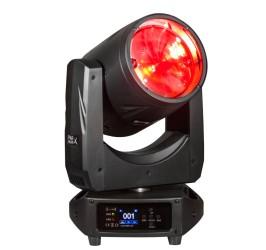 Detalhes do produto PAR MOVE X - MOVING LED COB 200W BEAM WASH C/ DISCO DE CORES - PLS PRO
