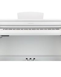 Detalhes do produto Clavinova Yamaha CLP735 WH branco CLP-735 Piano