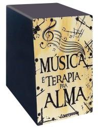 Detalhes do produto Cajon Elétrico Master - Musica Terapia Cm Musica M