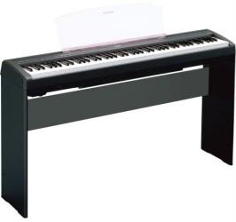 Detalhes do produto Estante Para Piano L85 Preta YAMAHA