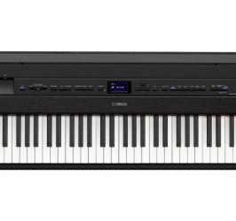 Detalhes do produto Piano Digital Yamaha P515 Black Preto 88 Teclas