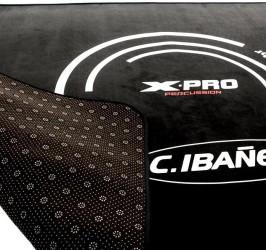 Detalhes do produto Tapete Para Bateria Eletrônica C Ibanez - Antiderrapante