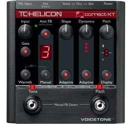 Detalhes do produto Voicetone Corretor Auto-cromat. voz - CORRECT XT -TC HELICON
