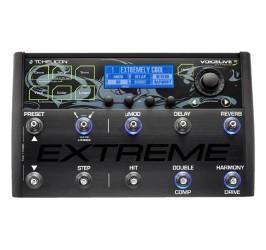 Detalhes do produto Voicelive 3 extreme - PEDAL - TC HELICON