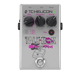 Detalhes do produto Pedal - TALKBOX SYNTH - TC Helicon