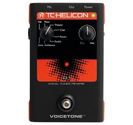 Detalhes do produto Processador de voz - Voicetone R1 - TC HELICON