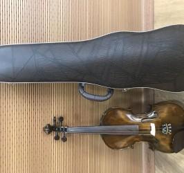Detalhes do produto Violino Rolim Orquestra Envelhecido 4/4