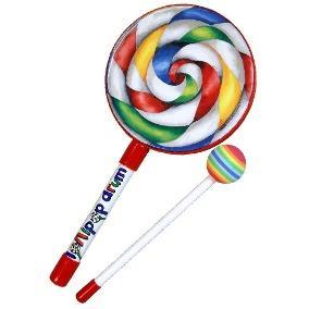 Remo Kids® Lollipop Drum 08 pol Infantil