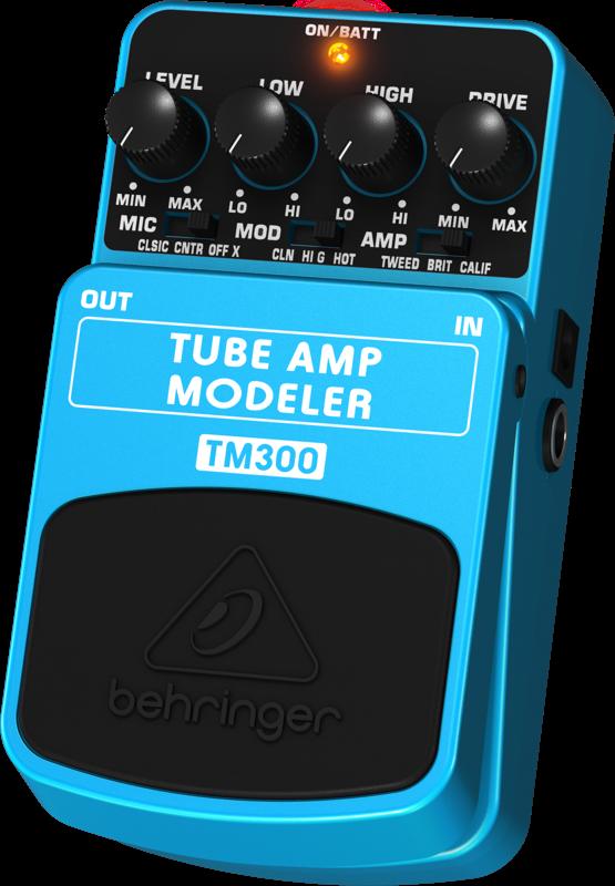 Pedal para guitarra - TM300 - Behringer