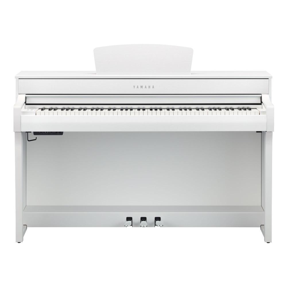 Clavinova Yamaha CLP735 WH branco CLP-735 Piano